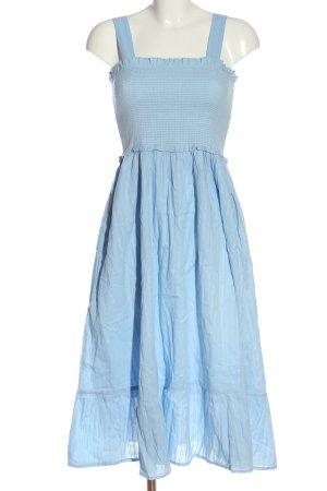 Saint Tropez Sukienka midi niebieski W stylu casual