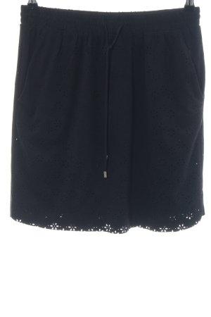 Saint Tropez Minifalda negro look casual