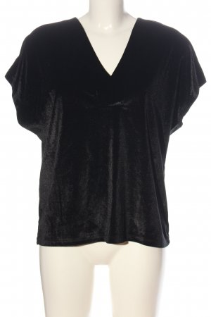 Saint Tropez Slip-over Blouse black casual look