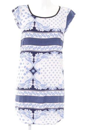 Saint Tropez Vestido estilo camisa multicolor look casual