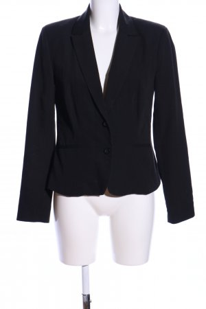 Saint Tropez Smoking-Blazer schwarz Business-Look