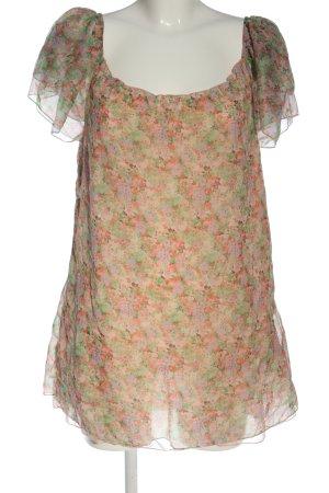 Saint Tropez Vestido de Verano estampado repetido sobre toda la superficie