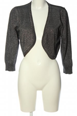 Saint Tropez Knitted Bolero light grey casual look