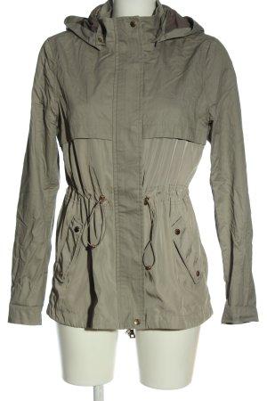 Saint Tropez Between-Seasons Jacket light grey casual look