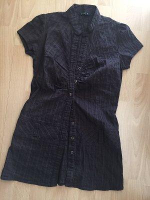 saix Shirtwaist dress dark brown