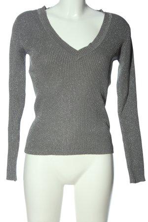 saix V-Ausschnitt-Pullover