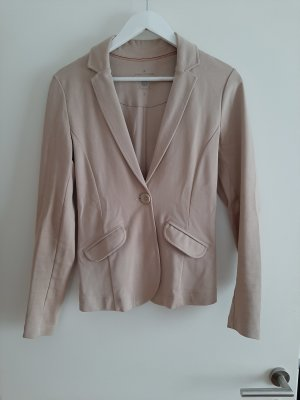 Tom Tailor Blazer in jersey beige