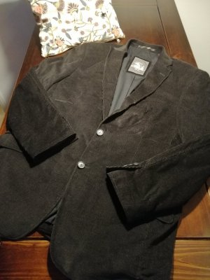 Vintage Blazer unisexe noir