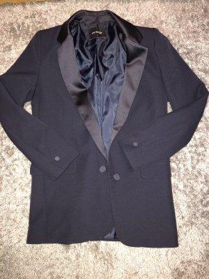 Orsay Blazer lungo blu scuro