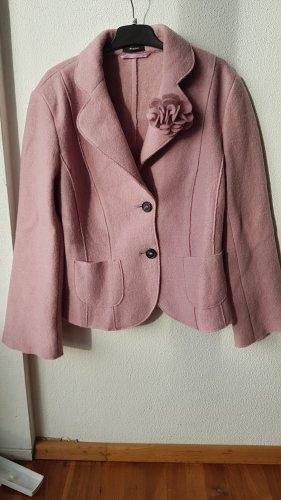 Riani Wool Blazer dusky pink