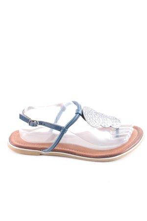 Salamander Flip Flop Sandalen blau Casual-Look