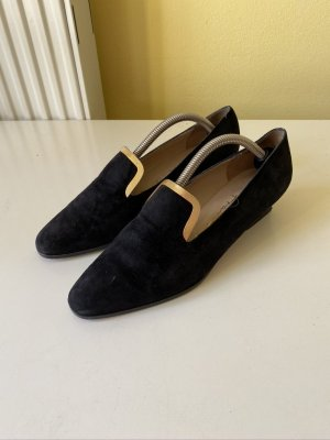 Salamander Slipper Gr. 39 Leder top