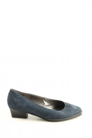 Salamander Spitz-Pumps blau Casual-Look