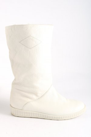 Salamander Winter Boots white casual look