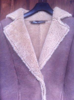Gerry Weber Fur Jacket multicolored fur