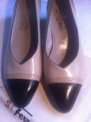 Salvatore ferragamo Zapatos estilo Oxford multicolor Cuero