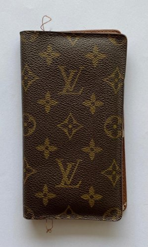 SALE!! Authentic Louis Vuitton Vintage long credit card wallet