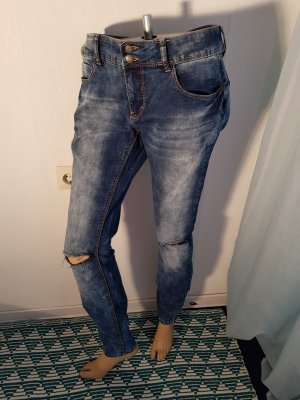 Sale! Blind Date Sommer Jeans Risse Gr 30 ( 38)