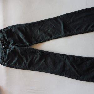 Calvin Klein Jeans Wortel jeans donkergroen Gemengd weefsel