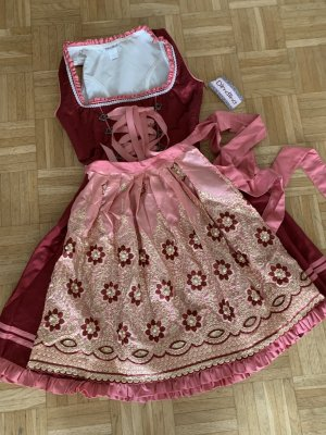 Dirndline Vestido Dirndl multicolor