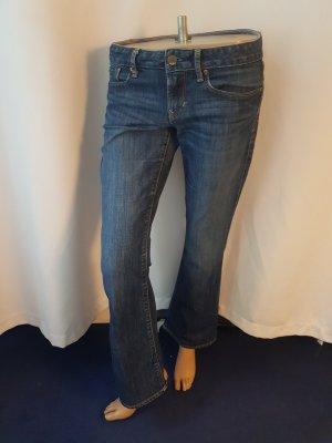 Sale! Gap Jeans Sexy Boot Gr. 27 S  gut erhalten Blau