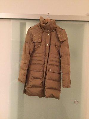 Zara Gewatteerde jas veelkleurig