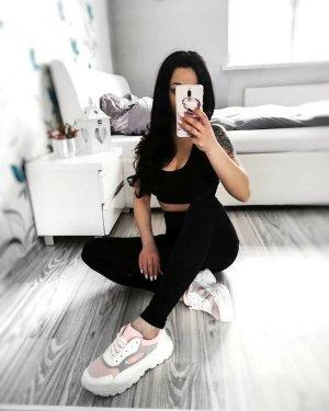 SALE ⋙•-•-•-•➤Hochwertige Damen Sneaker Schnürsneaker -  Neu im Originalkarton 38 ◉