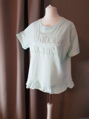 Manguun T-Shirt lime-green