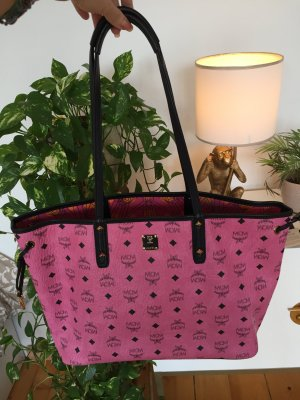 SALE! MCM SHOPPER ANYA (original!) mit ID- Card! TOP ZUSTAND!
