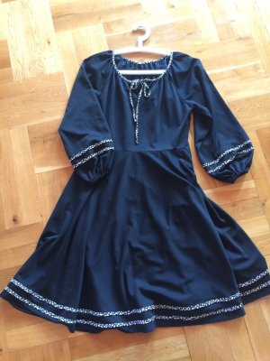 SALE!! schönes Vintagekleid aus den 70ern! Gr. M/L