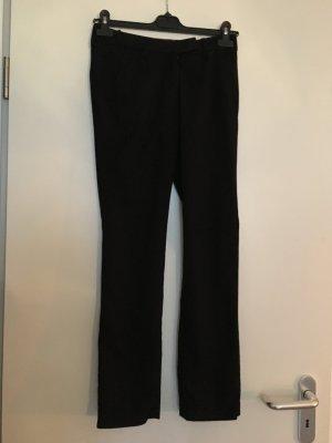 Benetton Pantalon fuselé noir