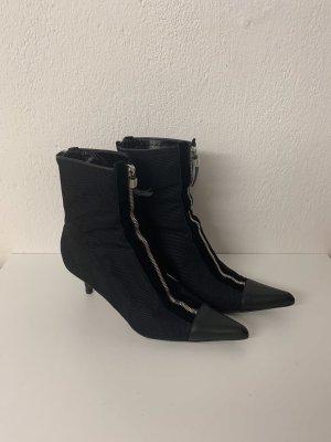 ❌❗️ SALE ❗️❌ Schwarze Stiefelleten YVES SAINT LAURENT