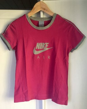 *SALE* Sport Sportshirt Top Nike Air Gr. S pink