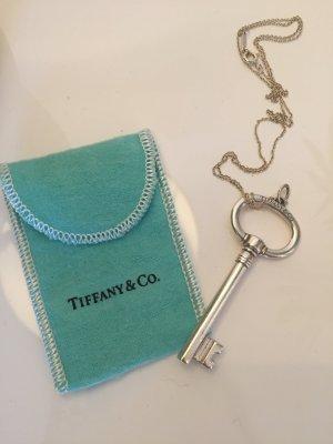 SALE! Tiffany&Co. Kette mit Schlüssel Charm (original!) NP: 320€