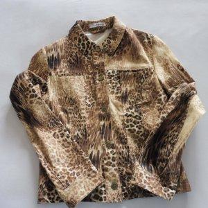 SALE !! Tolle Jeansjacke im Leopardenlook Größe 36