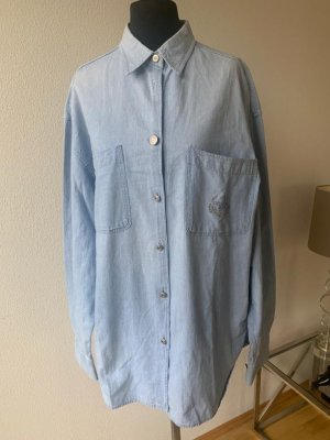 Trussardi Denim Shirt azure
