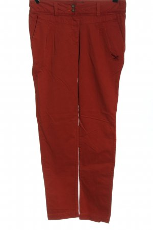 Salewa Low Rise Jeans red casual look