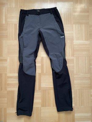 Salewa Sportbroek zwart-grijs