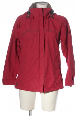 Salewa Outdoor Jacket red casual look