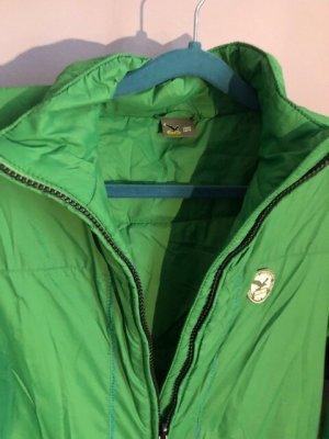 Salewa Outdoor Jacket green polyamide