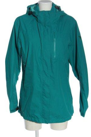 Salewa Sports Jacket turquoise casual look