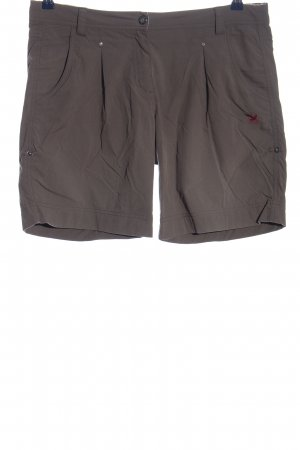 Salewa Sport Shorts brown casual look