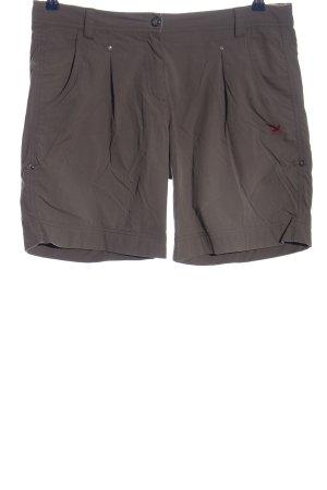 Salewa Pantaloncino sport marrone stile casual