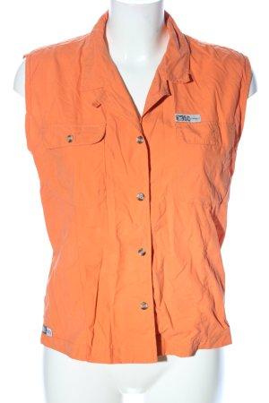 Salewa Sports Vests light orange casual look