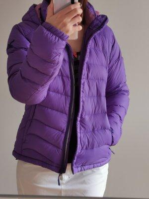 Salewa Veste matelassée violet