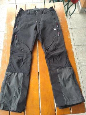 Salewa Pantalón de esquí negro