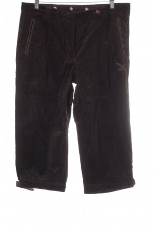Salewa Traditional Trousers brown-cognac-coloured casual look