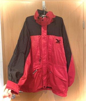 Salewa Outdoor Jacket black-red