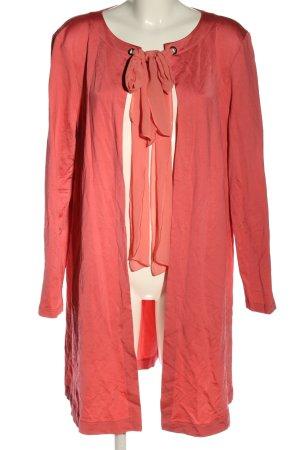 Sallie Sahne Marynarka koszulowa różowy W stylu casual