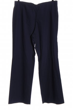 Sallie Sahne Jersey Pants blue casual look